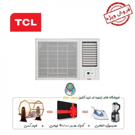 کولر گازی پنجره ای تی سی ال 18000 مدل TAC-18CW/TP