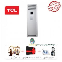 کولر گازی ایستاده تی سی ال 48000 مدل TAC-48CHF/CT