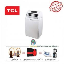 کولر گازی پرتابل تی سی ال مدل TAC-12CP/F