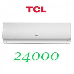 کولر گازی تی سی ال اینورتر 24000